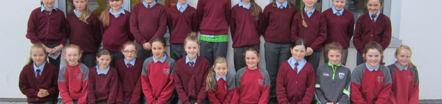 girls-camogie-team
